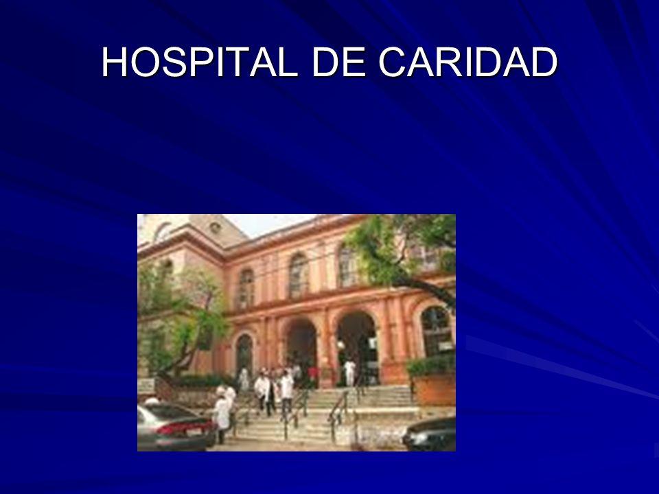 HOSPITAL DE CARIDAD