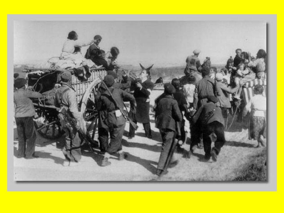 1939: zona republicana Plan del general Rojo para la defensa de Cataluña. Huída hacia Francia, por Figueras, de parte del Gobierno y de las Cortes. Cr
