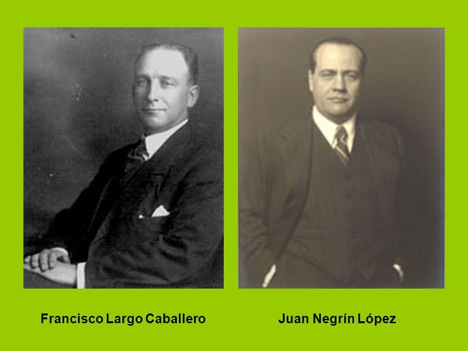 Jefes de Gobierno Santiago Casares QuirogaDiego Martínez Barrio
