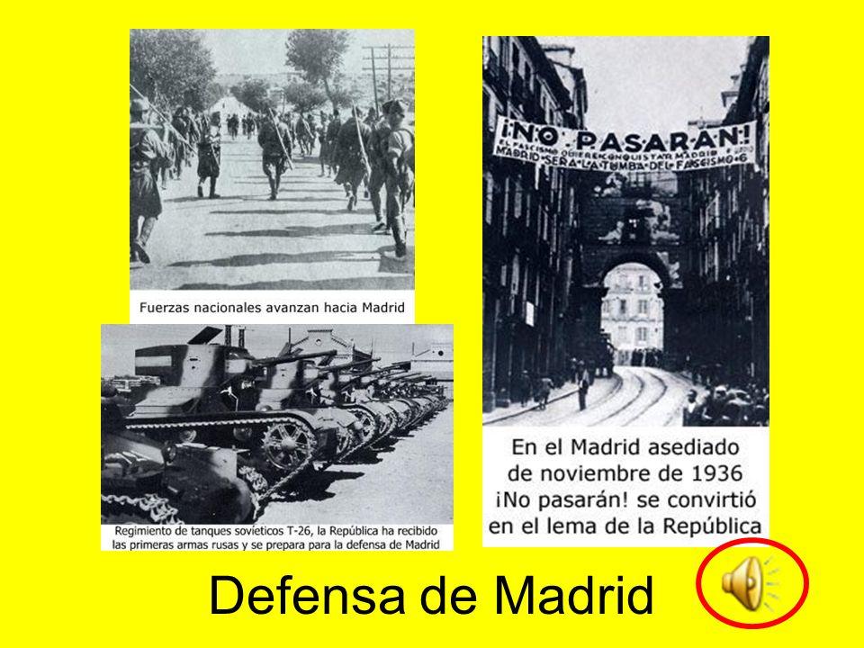 Defensa de Madrid