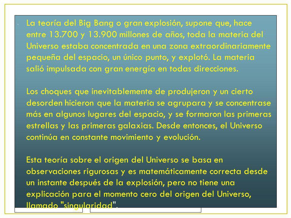 10/12/13 Eje Cronológico del Origen del Universo
