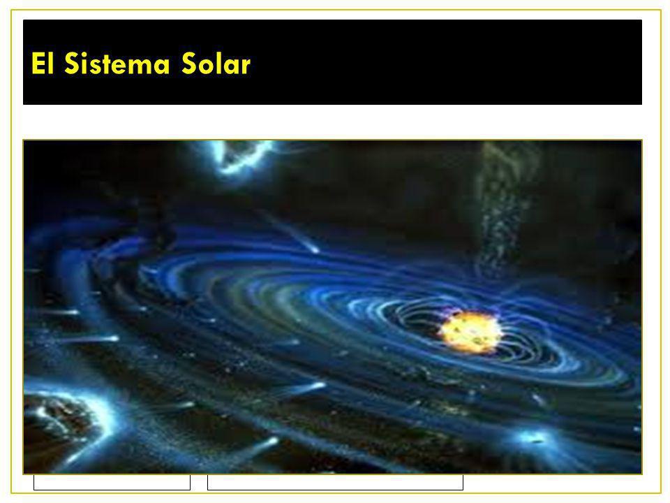 10/12/13 ( http://youtu.be/uEi3iz_VPzA) ( http://youtu.be/uEi3iz_VPzA Hace unos seis mil millones de años, la zona conocida como El Sistema Solar era una nube de Hidrógeno con un poco de Helio y algunos rastros de otros elementos.