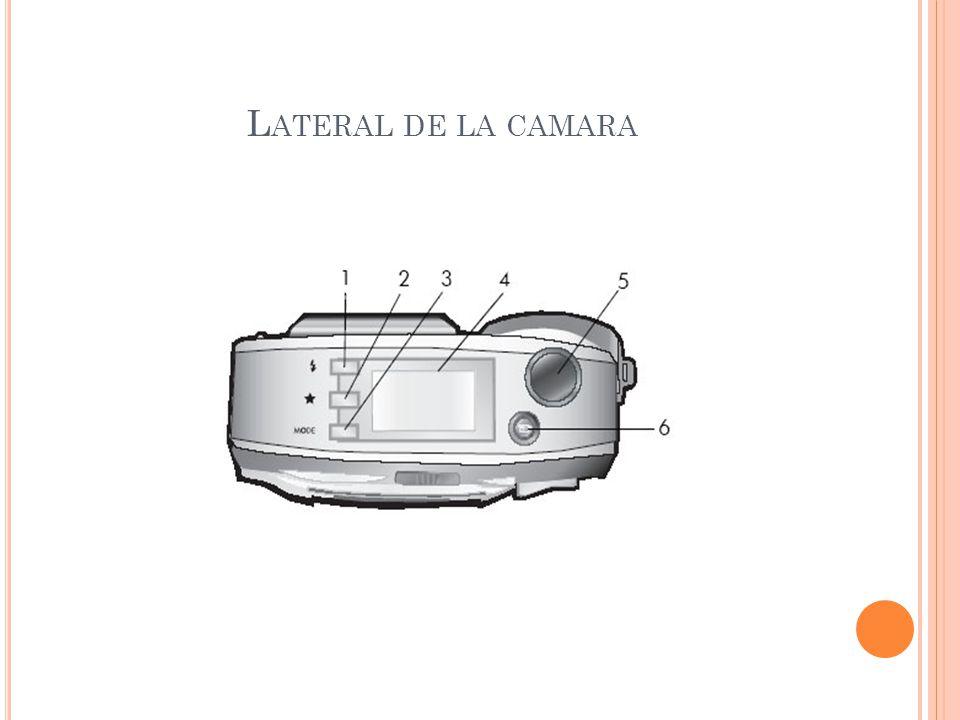 L ATERAL DE LA CAMARA