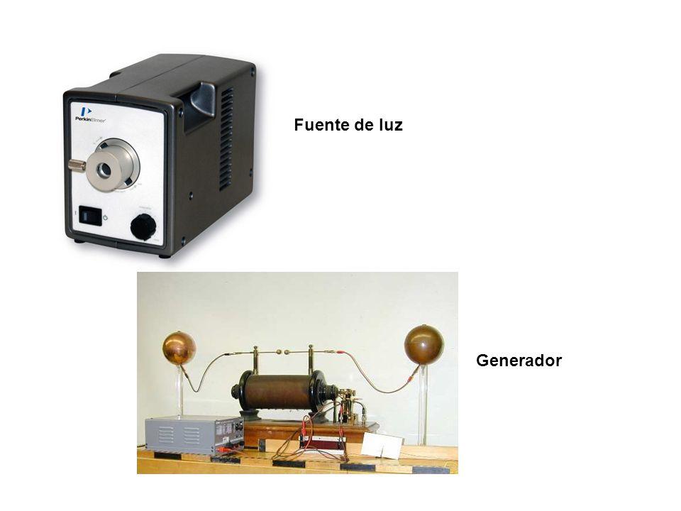 Fuente de luz Generador
