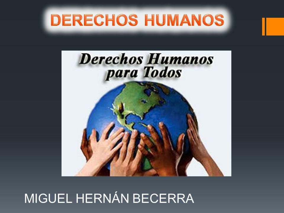 MIGUEL HERNÁN BECERRA