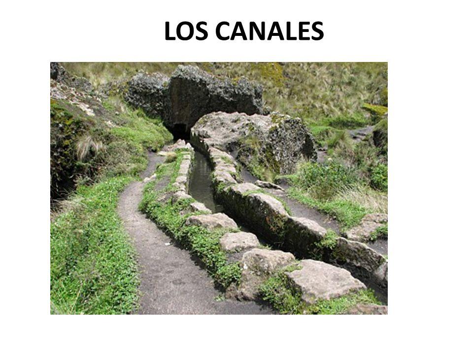 LOS CANALES