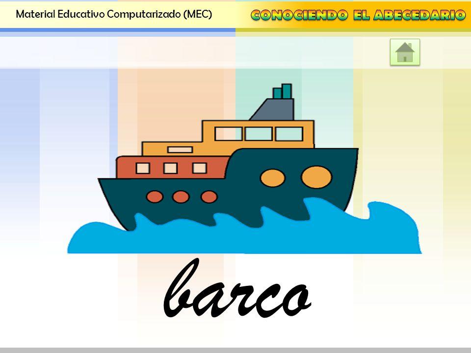Material Educativo Computarizado (MEC) autobús