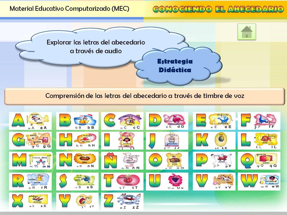 Material Educativo Computarizado (MEC) camión