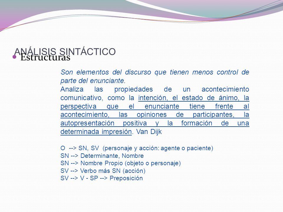 TIPOS DE ESTRUCTURAS a.
