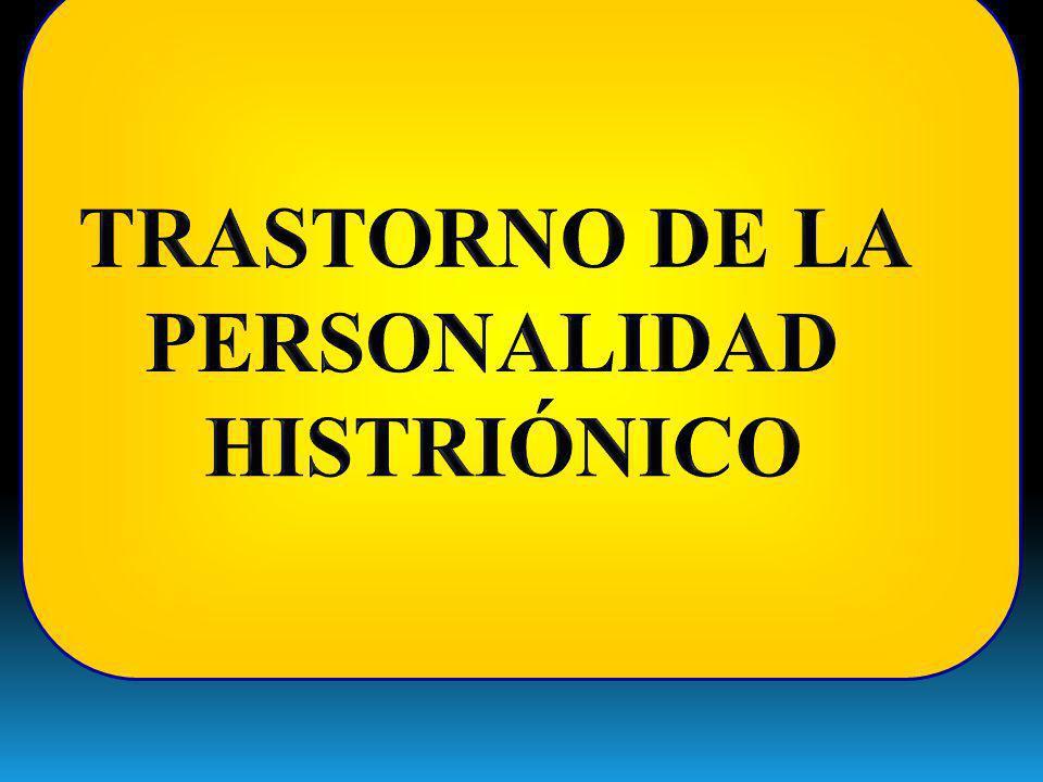 TRASTORNO DE PERSONALIDAD POR EVITACIÓN CASOPRÁCTICO