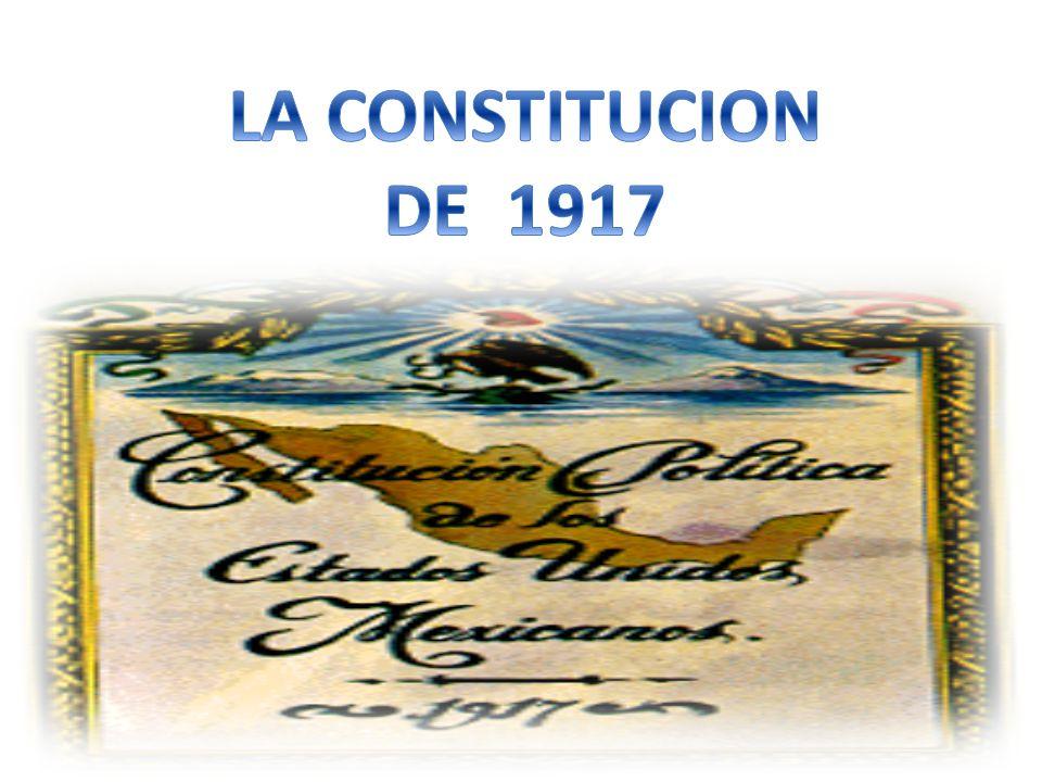 ¿ Que es la Constitución .