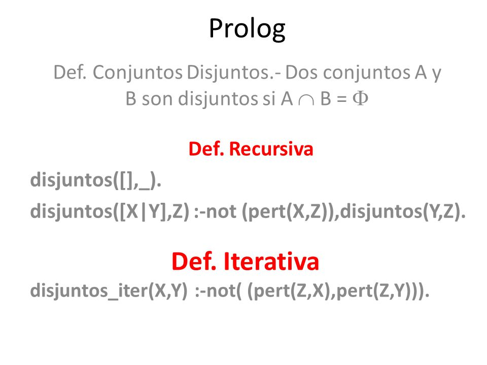 Ejercicio Def.Subconjunto.