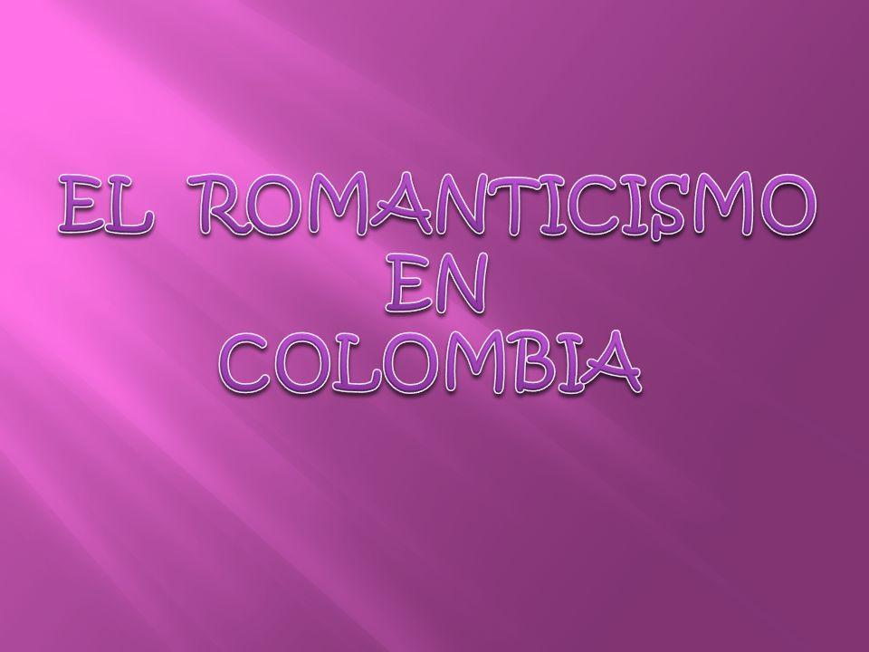 Hablar del Romanticismo en nuestro país es sinónimo de Jorge Isaac y su novela María.