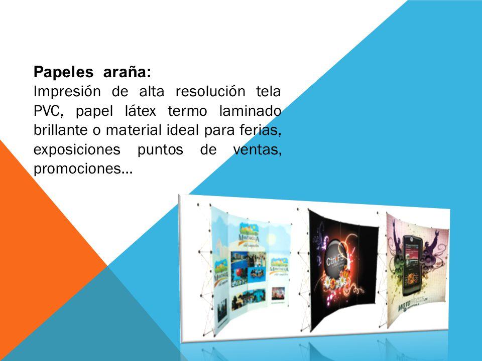 Papeles Atril :