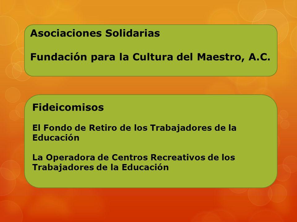 FECHAAPORTACIÓN 1989 Reforma estructural y política del SNTE 1991 Fundación para la Cultura del Maestro 1992 Firma del ANMEB –Reorganización del Sistema Educativo Nacional a partir de su Federalización.