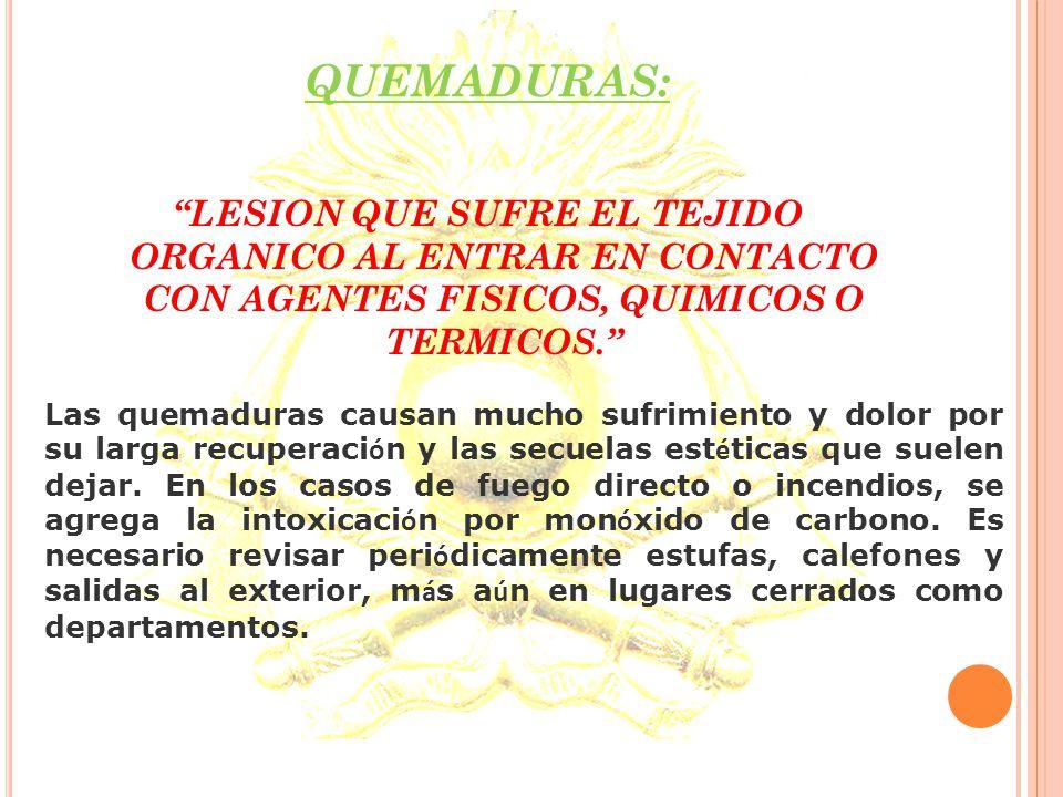 L OS ACCIDENTES DOMÉSTICOS SON LA PRINCIPAL CAUSA DE MUERTE DE NIÑOS ENTRE 7 MESES Y 5 AÑOS DE EDAD.
