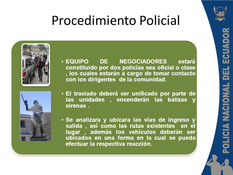 DEBIDO PROCESO El Art.