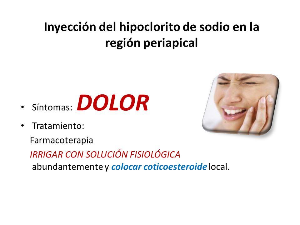 Alto costo No disuelve tejido orgánico e inorgánico Mancha o pigmenta la estructura dental Sabor amargo