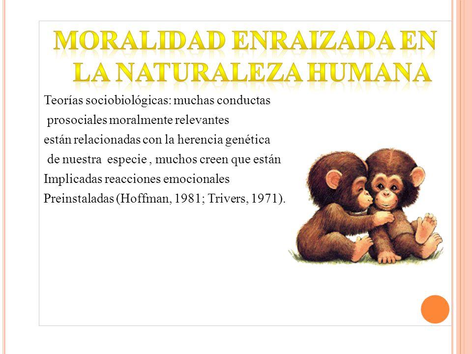 RAZONAMIENTO MORAL DE LOS NIÑOS PEQUEÑOS.Comprensión moral versus socio-convencional.