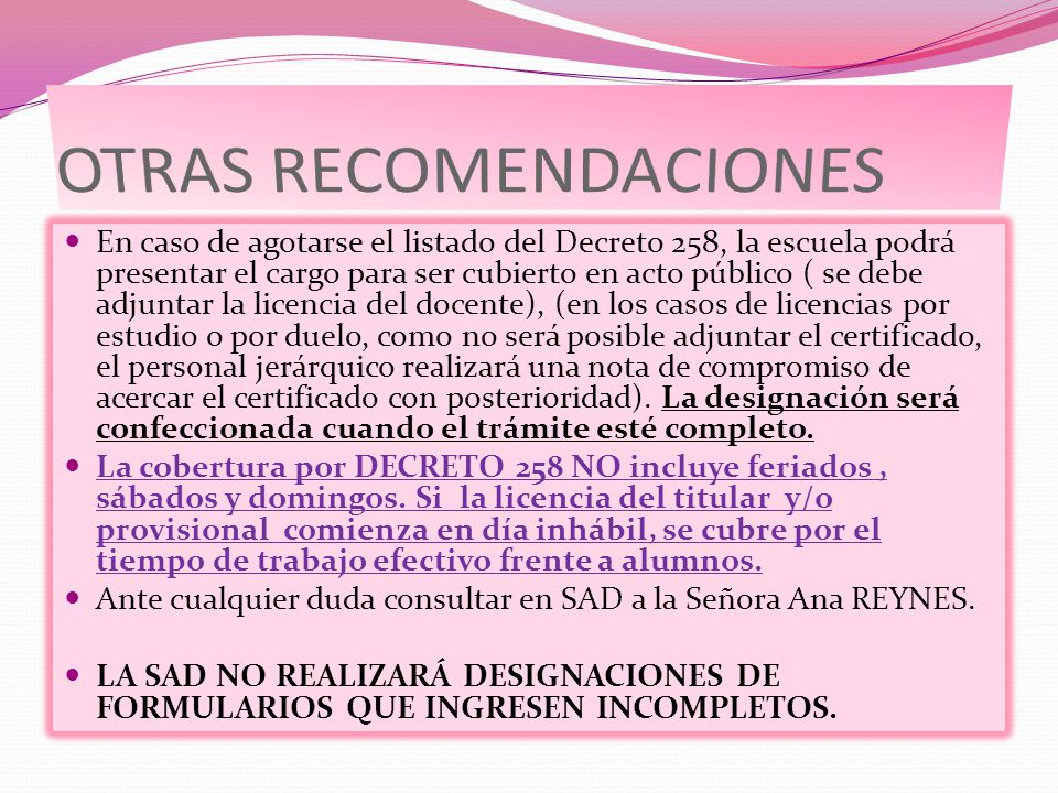 RECLAMO DE PUNTAJE ANUAL DOCENTE LO REALIZAN LOS DOCENTES TITULARES.