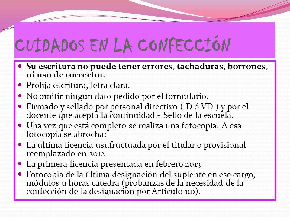 PRUEBAS DE SELECCIÓN Y CONCURSOS RESOLUCIÓN 3939 - 21/11/2011 Artículo 1º.