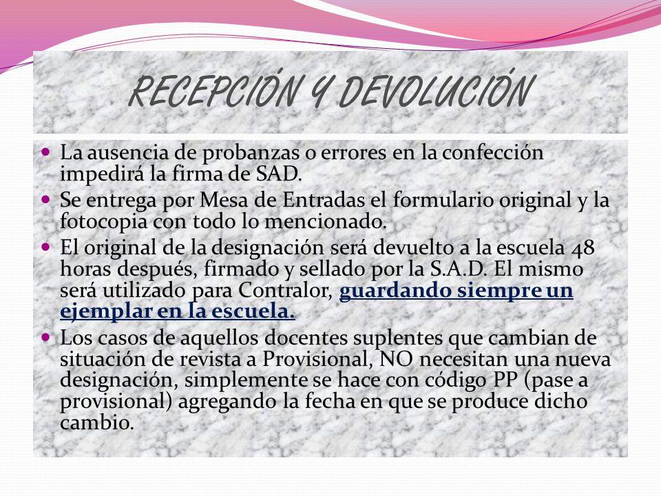 ASIGNACIÓN DE FUNCIONES JERÁRQUICAS TRANSITORIAS La solicitud de cobertura la realiza la institución educativa al Inspector de Enseñanza.