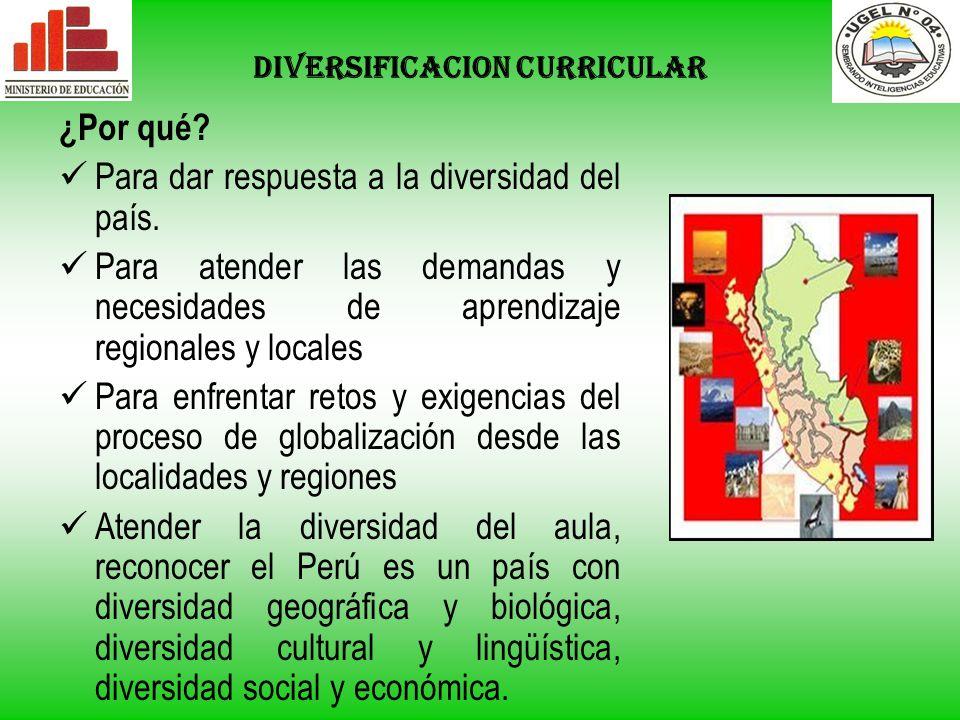 ELABORACIÓN DE LOS DISEÑOS CURRICULARES DIVERSIFICADOS ELABORACIÓN DE LOS DISEÑOS CURRICULARES DIVERSIFICADOS Área de Comunicación I.FUNDAMENTACION DEL AREA : ( No como esta en el Diseño, sino se contextualiza y ve como el Área trabaja con la problemática de la I.E.) II.COMPETENCIAS: VI CICLOVII CICLO Expresión y Comprensión Oral Expresa sus ideas con claridad y fluidez en situaciones comunicativas interpersonales, utilizando en forma pertinente las cualidades de la voz, el registro lingüístico y los recursos no verbales.