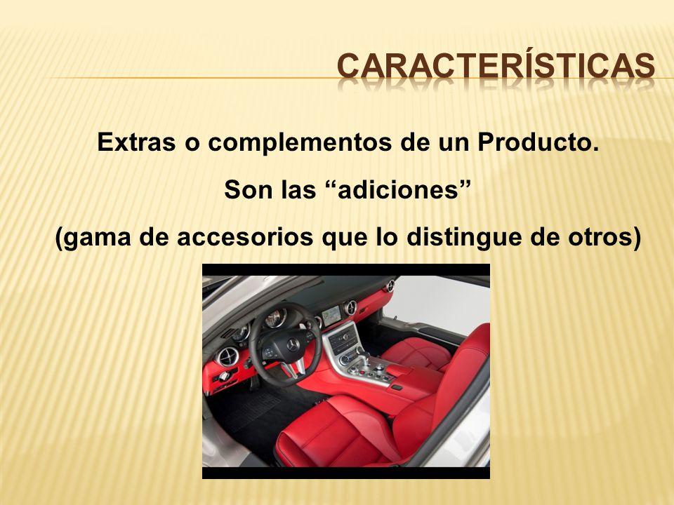Definido también como Desempeño. Considera el rendimiento de las características principales de operación de un producto. Por ejemplo: el rendimiento