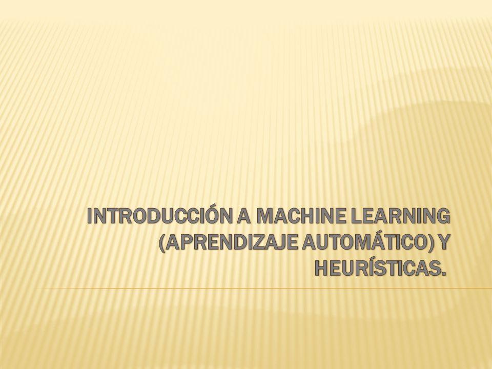 Machine learning traducido al español significa el aprendizaje automático o también aprendizaje de las maquinas.