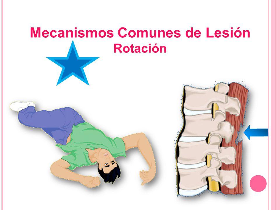 Lesiones Espinales Lesiones Espinales Preguntas importantes ¿Le duele el cuello o la espalda.