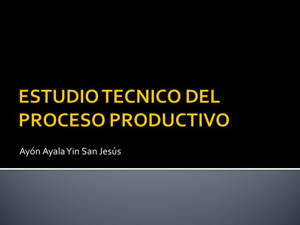 El objetivo de este estudio es verificar la posibilidad técnica de la fabricación del producto o la presentación del servicio que pretende realizar con el proyecto.