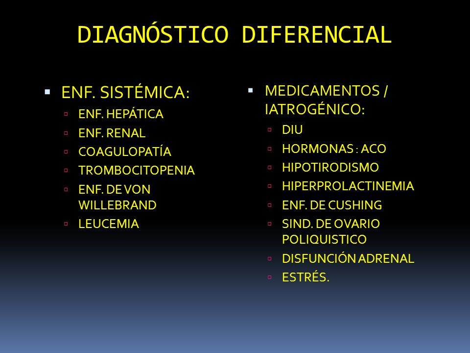 DIAGNÓSTICO DIFERENCIAL ENF.SISTÉMICA: ENF. HEPÁTICA ENF.