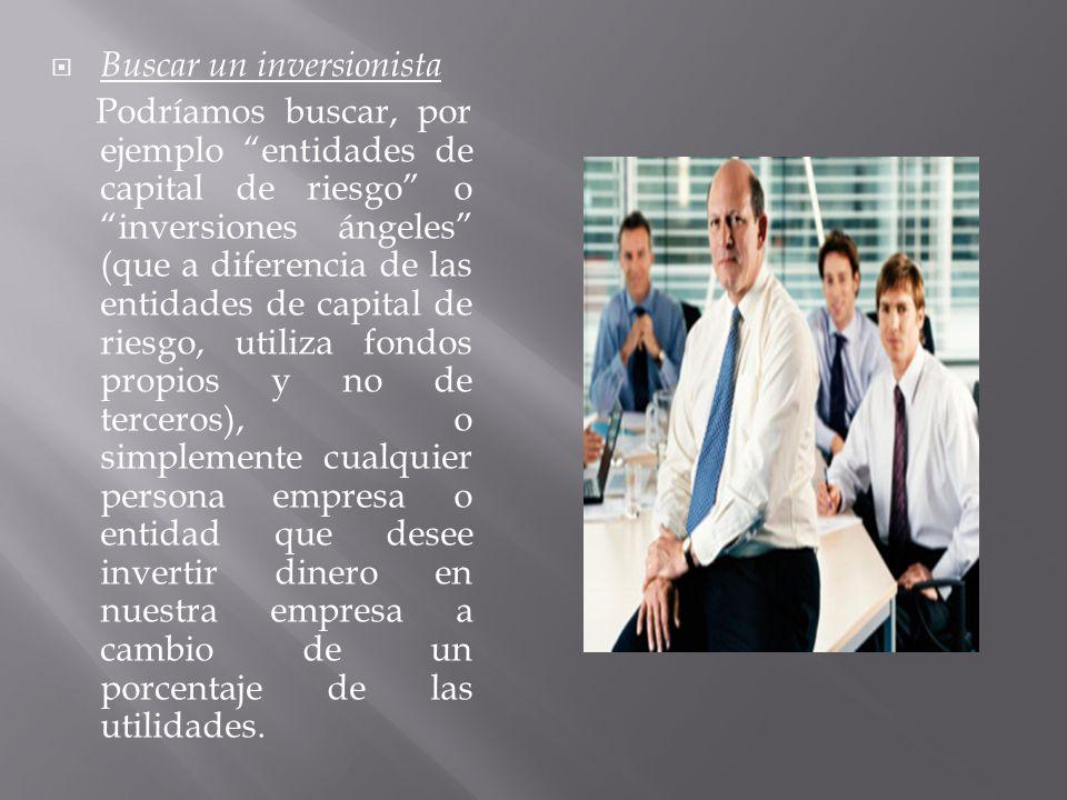 Fuentes de financiamiento para una empresa Una de las funciones de las finanzas en una empresa, es la de buscar financiamiento.