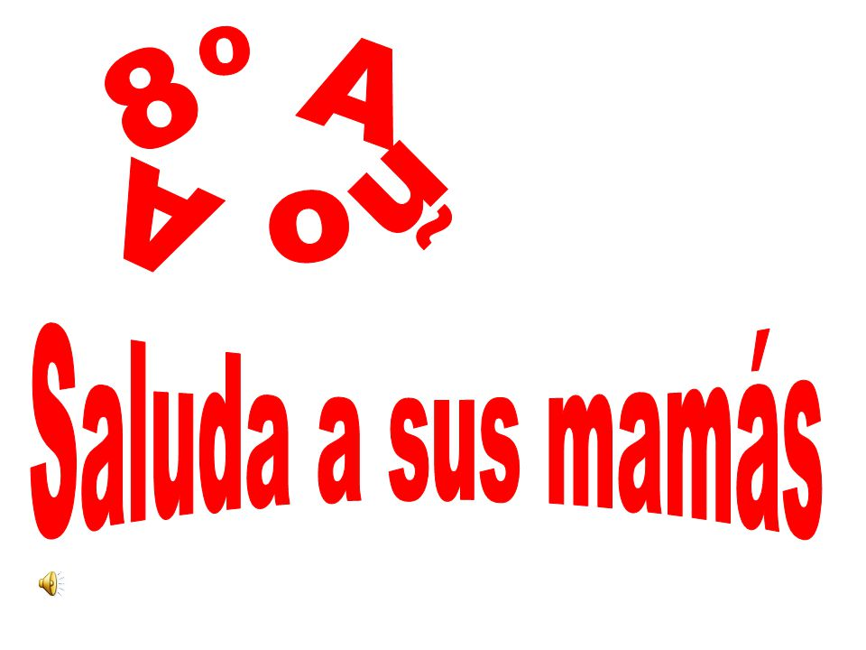 Mamá te quiero mucho y te adoro.A veces nos peleamos y me retas pero te quiero.