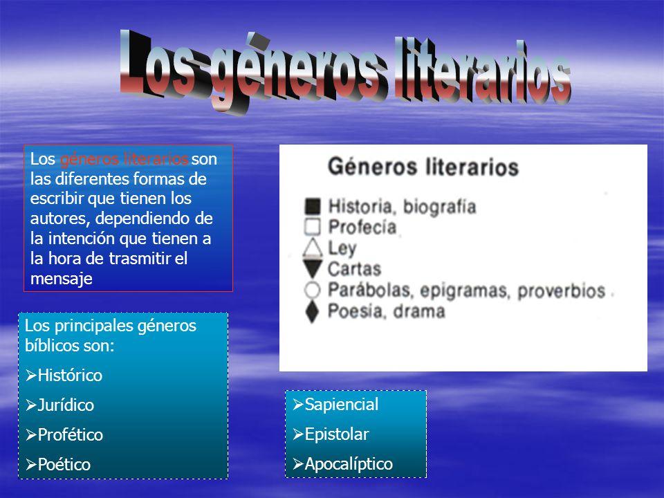 Los géneros literarios son las diferentes formas de escribir que tienen los autores, dependiendo de la intención que tienen a la hora de trasmitir el