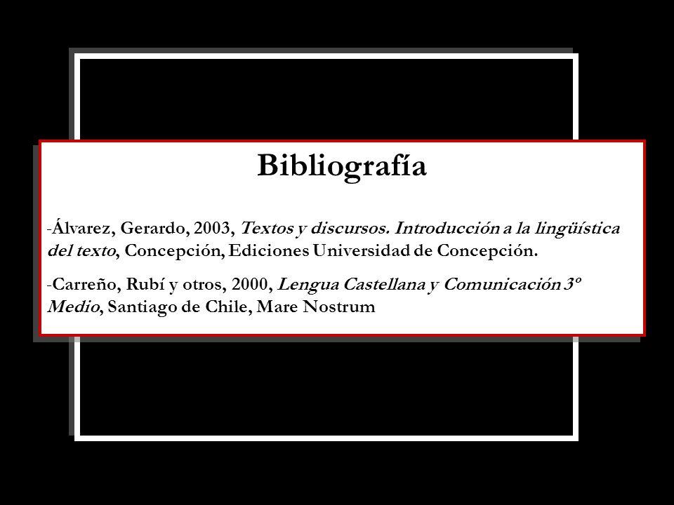 Bibliografía -Álvarez, Gerardo, 2003, Textos y discursos.