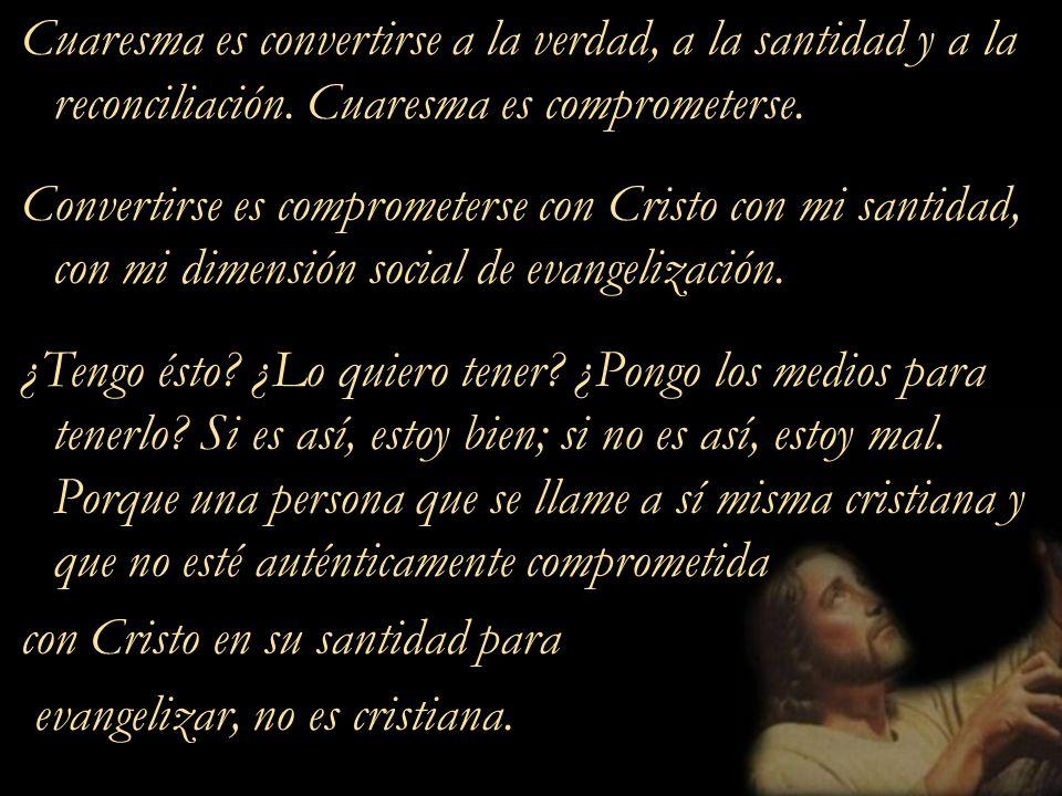 Enemigos a vencer: Fatalismo determinante Angelismo infantil Fragilidad de nuestra voluntad La pérdida del sentido de pecado Inventos de curas y monja