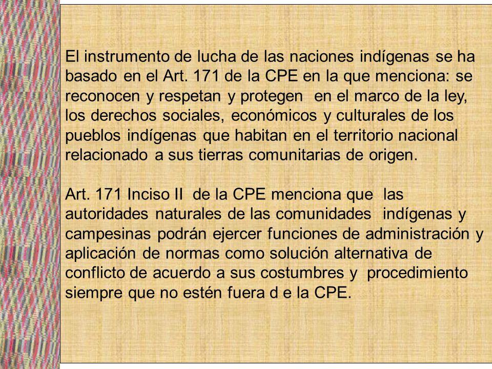 Se crean tres Nuevos consejo de los pueblos.Chiquitano, Mojeño y Guarayo (2004).