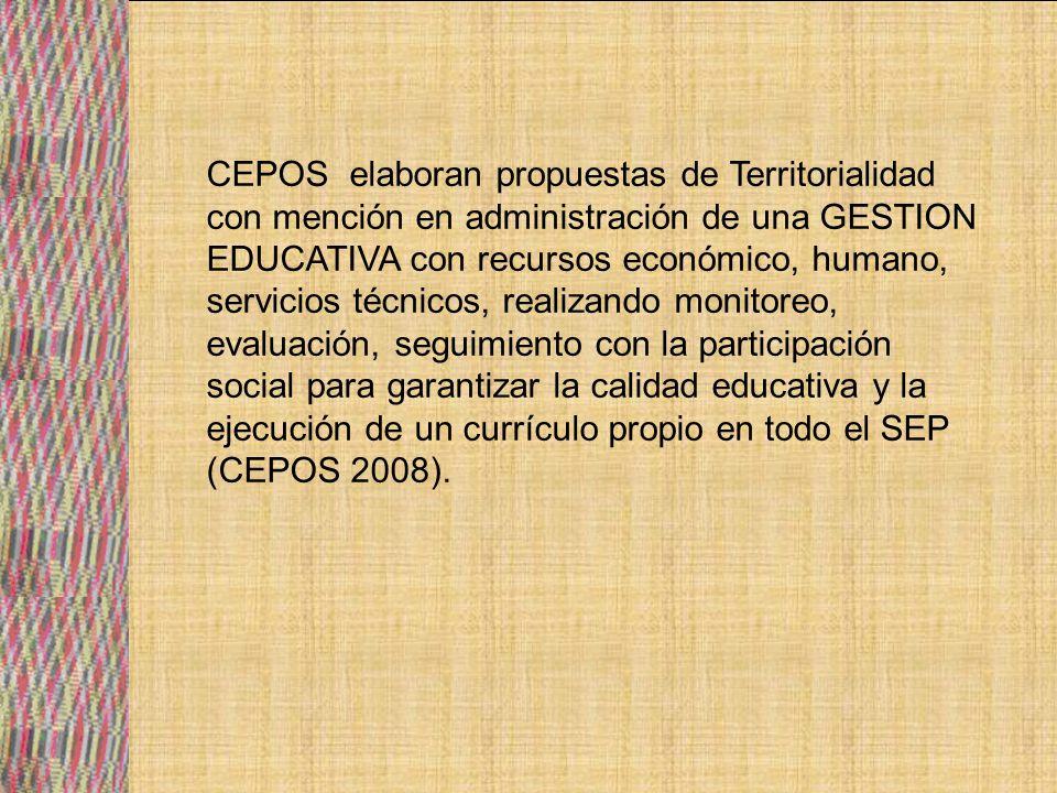CEPOS realizan encuentro con las normales superiores para socializar propuesta de transformación de malla curricular de las normales en formación docente con enfoque intracultural, intercultural y plurilingüe, educación productiva comunitaria.