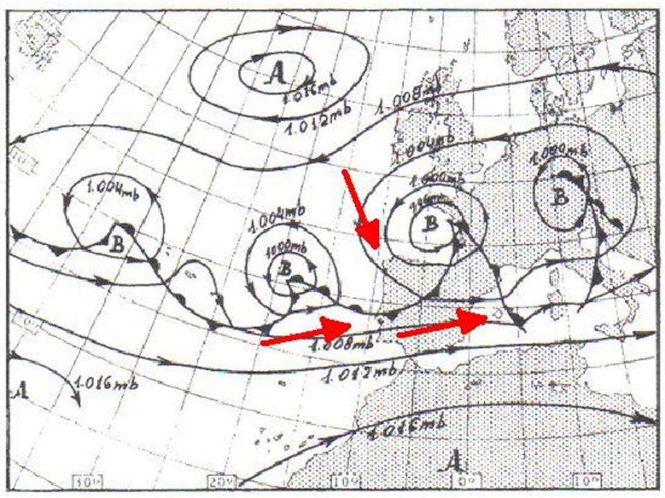 DENOMINACIÓNGRECAL, GRECO, GREGAL ORIGENAnticiclón Azores en Islas Británicas, Borrasca en Italia DIRECCIÓNNE FUERZA20 nudos F-4 CARACTERÍSTICASFrió y seco, Masas aire Continental procedentes de Siberia PREDICCIÓNEs posterior a la Tramontana ÉPOCADiciembre, Enero, Febrero y Junio DURACIÓN3 a 4 días, MARMarejada ( 1 a 2 m.