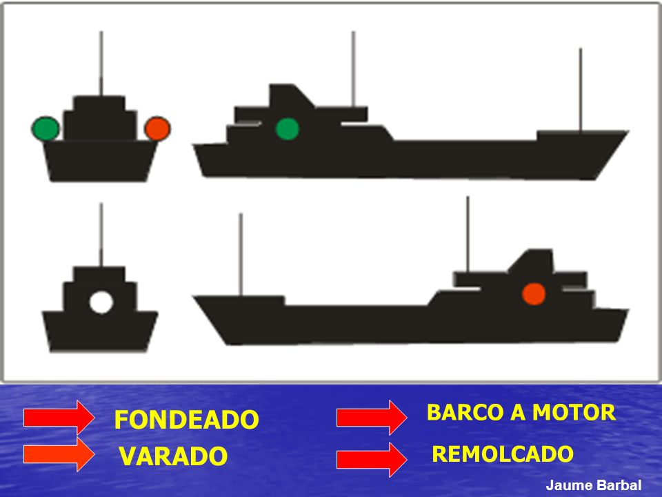 BARCO A MOTOR REMOLCADO VARADO FONDEADO Jaume Barbal