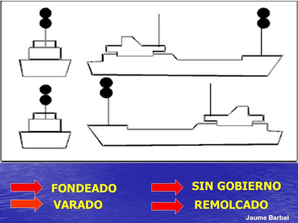 SIN GOBIERNO REMOLCADOVARADO FONDEADO Jaume Barbal