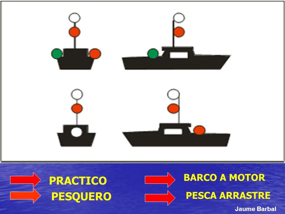 BARCO A MOTOR PESCA ARRASTRE PESQUERO PRACTICO Jaume Barbal