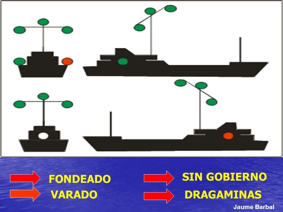 SIN GOBIERNO DRAGAMINASVARADO FONDEADO Jaume Barbal