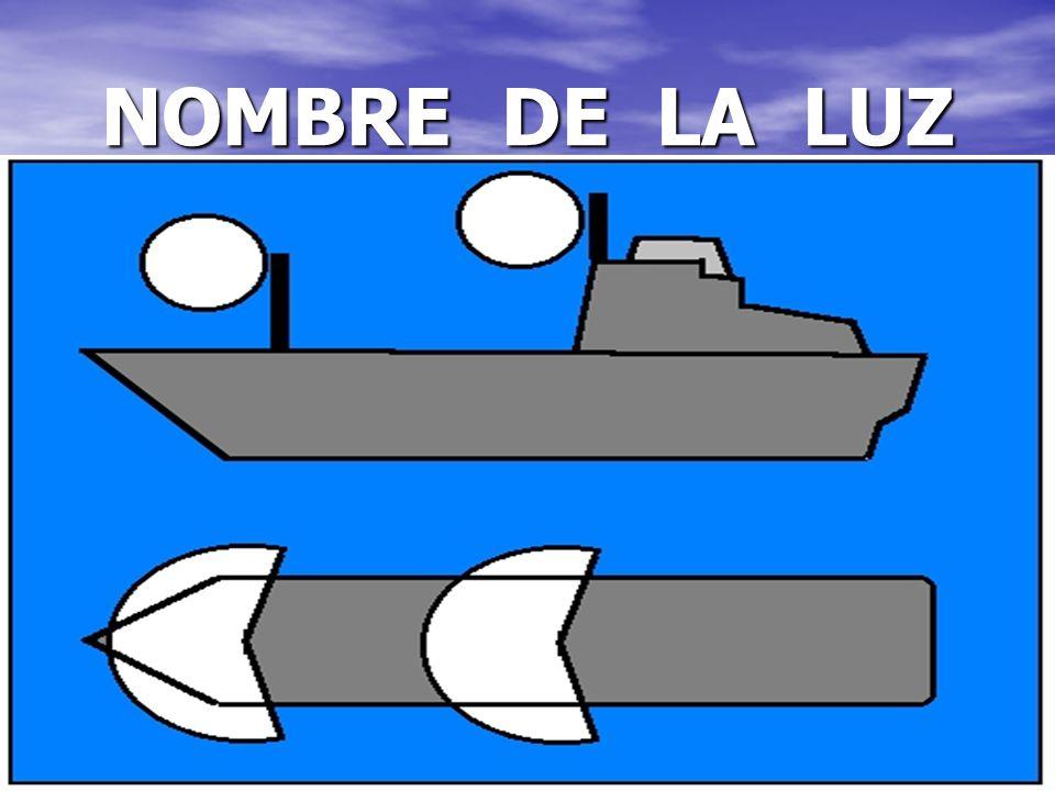 NOMBRE DE LA LUZ