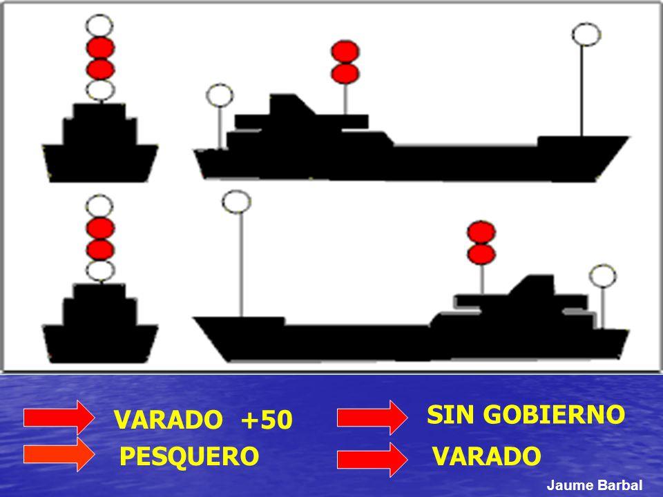 SIN GOBIERNO VARADOPESQUERO VARADO +50 Jaume Barbal