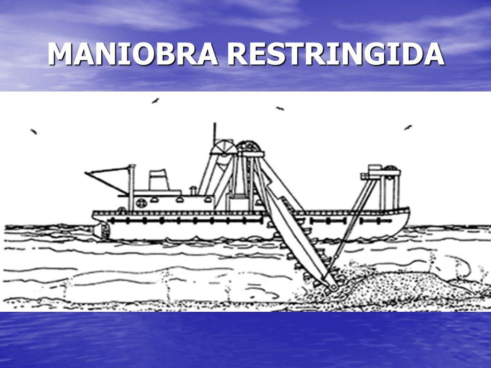MANIOBRA RESTRINGIDA