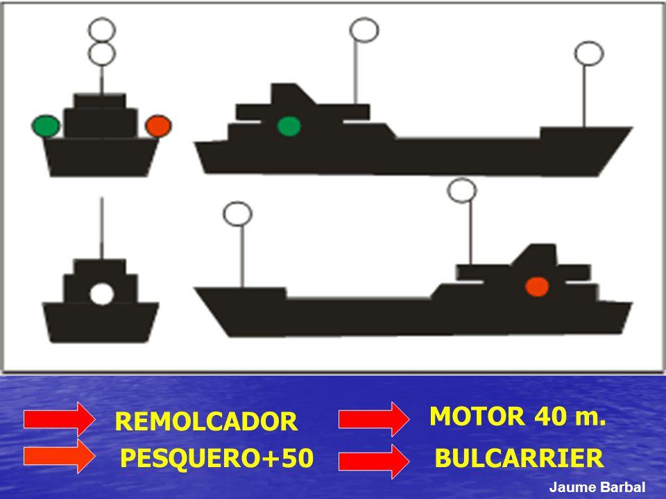 MOTOR 40 m. BULCARRIERPESQUERO+50 REMOLCADOR Jaume Barbal