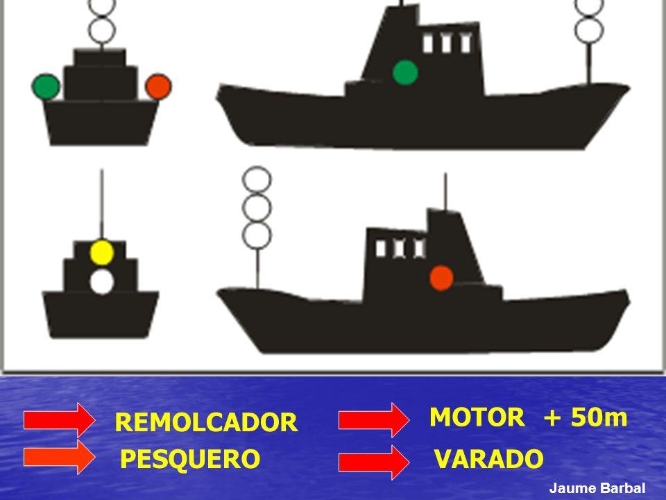 MOTOR + 50m VARADOPESQUERO REMOLCADOR Jaume Barbal