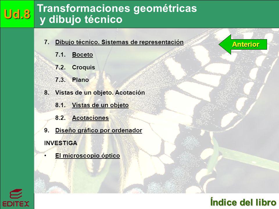 Índice de la unidad Índice de la unidad matemáticasfísica y químicatecnologíasbiología y geología 5.